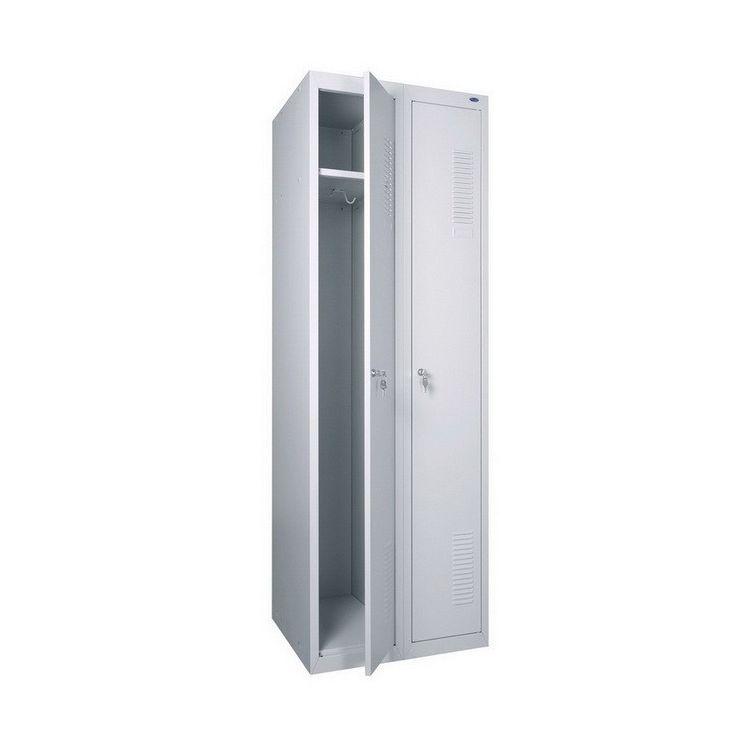 Шкаф металлический для переодевания ШОМ-300/2