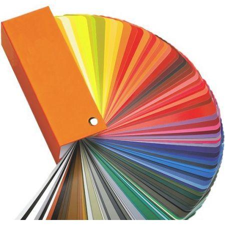 Цветовая гамма роллетных решеток