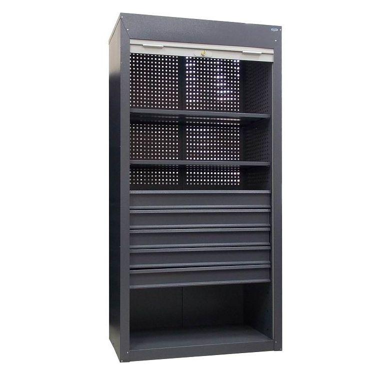Шкаф инструментальный ШИ-10/2П/5В Р