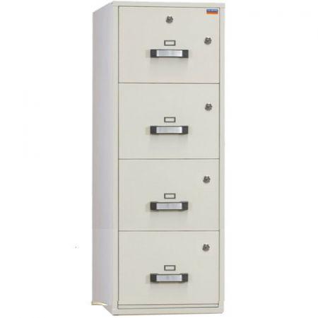 Шкаф файловый картотечный  VALBERG FRF 4K-KK