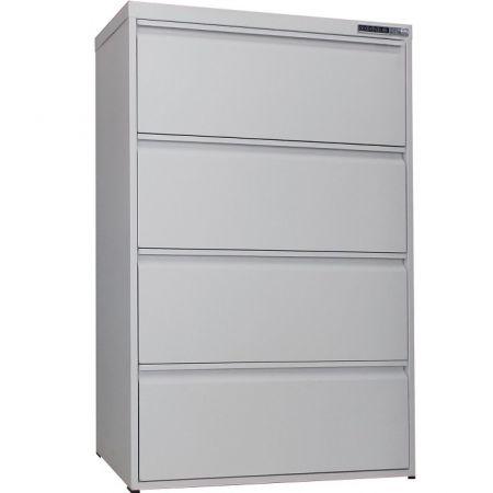 Шкаф файловый ШФ-4С EL
