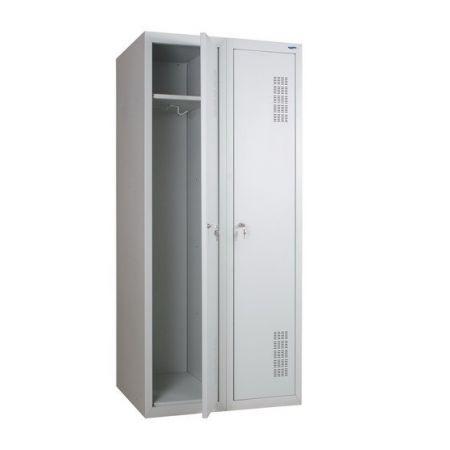 Шкаф металлический одежный ШОМ-300/2