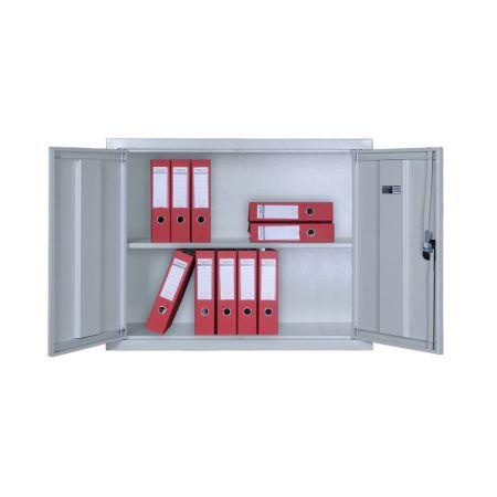 Шкаф металлический С.170.2