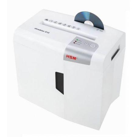 Знищувач документів  HSM Shredstar S10 (6,0) - 2