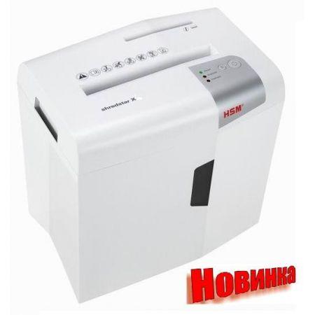 Уничтожитель HSM Shredstar X10 - (4,5х30) - 4