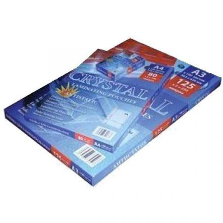 Пакеты (пленка формата А4) матовая