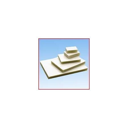 Пленка А3 (303х426), матова,  уп/100 125 мк