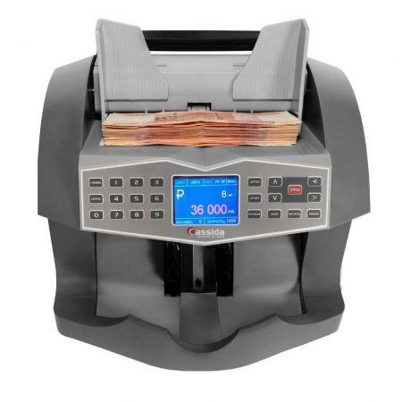 Лічильник банкнот Cassida Advantec 75 SD/UV з функцією калькуляції