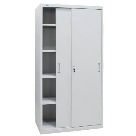 Шкаф металлический для документов  ШКГ-10К (исполнение-купе)