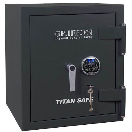 Сейф сертифицированный Griffon CL.II.60.KЕ