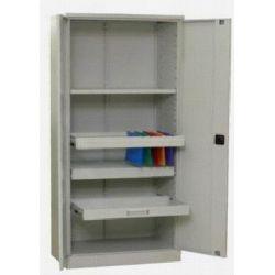 Шкафы комбинированные роллетными дверями / купе / с остеклением