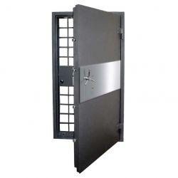 Двері банківські сертифіковані для сховищ цінностей