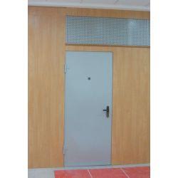 Двері захисні кулетривкі