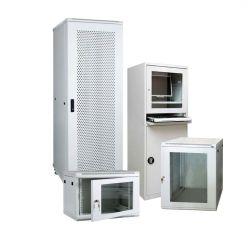Серверные шкафы и стойки. Сетевое оборудование