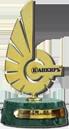 Премия в номинации «Кращі комплексні рішення щодо технічної захищеності та засобув безпечного зберігання цінностей у банках»' по версии журнала «Банкиръ» в 2011г.