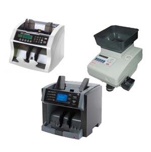 детектори валют, лічильники монет, лічильники банкнот