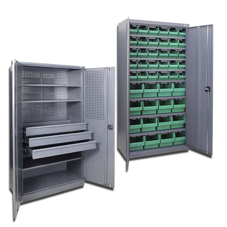 шафи металеві інструментальні
